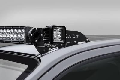 ZROADZ - Universal Front Roof LED Bracket to mount (2) 3 Inch LED Pod Lights - PN #Z330001 - Image 8