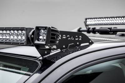 ZROADZ - Universal Front Roof LED Bracket to mount (2) 3 Inch LED Pod Lights - PN #Z330001 - Image 9