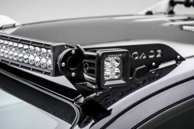 ZROADZ - Universal Front Roof LED Bracket to mount (2) 3 Inch LED Pod Lights - PN #Z330001 - Image 10