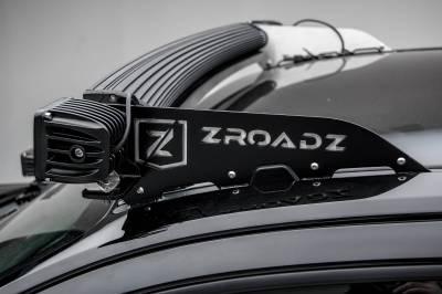ZROADZ - Universal Front Roof LED Bracket to mount (2) 3 Inch LED Pod Lights - PN #Z330001 - Image 12