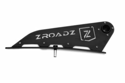 ZROADZ - 2007-2013 Silverado, Sierra 1500 Front Roof LED Bracket to mount (1) 50 Inch Curved LED Light Bar - PN #Z332051 - Image 3