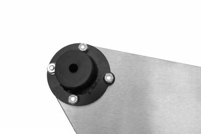 ZROADZ - Silverado, Sierra Front Roof LED Bracket to mount 50 Inch Curved LED Light Bar - PN #Z332281 - Image 6