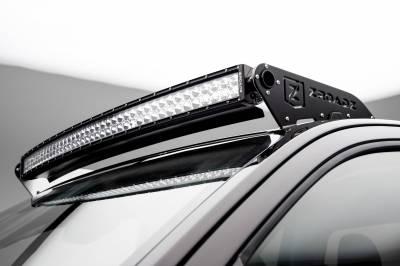 ZROADZ - 2015-2020 Colorado, Canyon Front Roof LED Bracket to mount 40 Inch Curved LED Light Bar - PN #Z332671 - Image 1