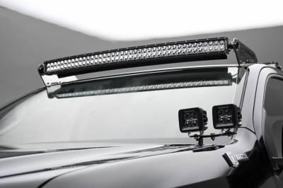 ZROADZ - 2015-2020 Colorado, Canyon Front Roof LED Bracket to mount 40 Inch Curved LED Light Bar - PN #Z332671 - Image 3