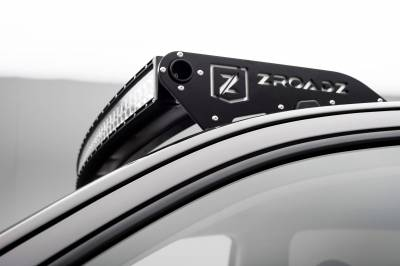 ZROADZ - 2015-2020 Colorado, Canyon Front Roof LED Kit with 40 Inch LED Curved Double Row Light Bar - PN #Z332671-KIT-C - Image 2