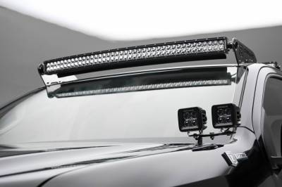 ZROADZ - 2015-2020 Colorado, Canyon Front Roof LED Kit with 40 Inch LED Curved Double Row Light Bar - PN #Z332671-KIT-C - Image 3
