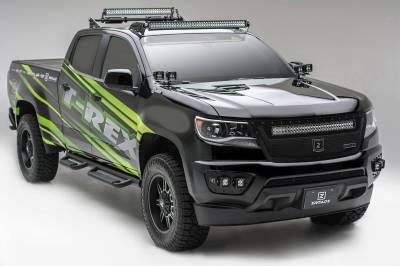 ZROADZ - 2015-2020 Colorado, Canyon Front Roof LED Kit with 40 Inch LED Curved Double Row Light Bar - PN #Z332671-KIT-C - Image 5