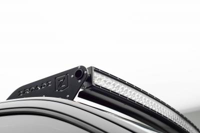ZROADZ - 2015-2020 Colorado, Canyon Front Roof LED Kit with 40 Inch LED Curved Double Row Light Bar - PN #Z332671-KIT-C - Image 6