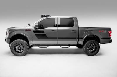 ZROADZ - Ford F-150, Raptor Front Roof LED Kit with 52 Inch LED Curved Double Row Light Bar - PN #Z335662-KIT-C - Image 7