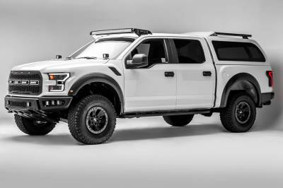 ZROADZ - Ford F-150, Raptor Front Roof LED Kit with 52 Inch LED Curved Double Row Light Bar - PN #Z335662-KIT-C - Image 14