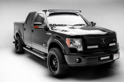 ZROADZ - Ford Front Roof LED Bracket to mount (1) 50 Inch Curved LED Light Bar - PN #Z335721 - Image 8