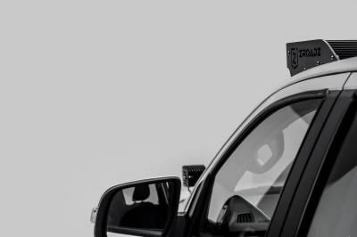 ZROADZ - 2015-2018 Ford Ranger T6 Front Roof LED Bracket to mount (1) 40 Inch Curved LED Light Bar - PN #Z335761 - Image 5
