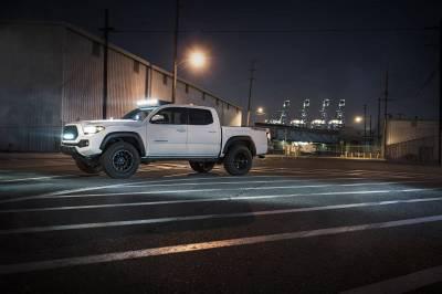 ZROADZ - 2005-2021 Toyota Tacoma Front Roof LED Bracket to mount 40 Inch Curved LED Light Bar - PN #Z339401 - Image 15