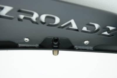 ZROADZ - 2005-2021 Toyota Tacoma Front Roof LED Kit with 40 Inch LED Curved Double Row Light Bar - PN #Z339401-KIT-C - Image 18