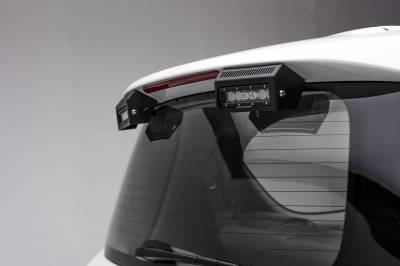 ZROADZ - 2010-2017 Nissan Patrol Y62 Rear Spoiler LED Kit with (2) 6 Inch LED Single Row Slim Light Bars - PN #Z347871-KIT - Image 5