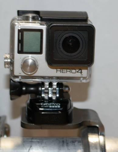 ZROADZ - Universal Roof Mount LED Bracket Accessory to mount (1) 3 Inch LED Pod Light or GoPro Camera Mount - PN #Z350003 - Image 2