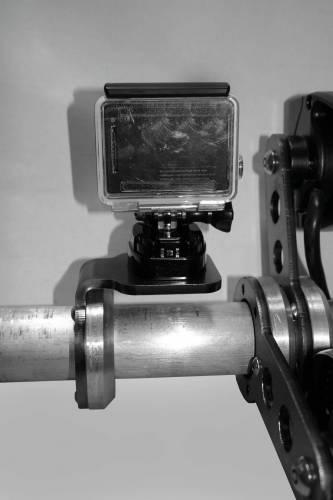ZROADZ - Universal Roof Mount LED Bracket Accessory to mount (1) 3 Inch LED Pod Light or GoPro Camera Mount - PN #Z350003 - Image 4