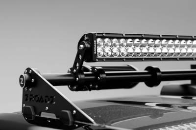ZROADZ - Universal Modular Rack LED Bracket adjustable to mount up to (4) various size LED Light Bars - PN #Z350040 - Image 2