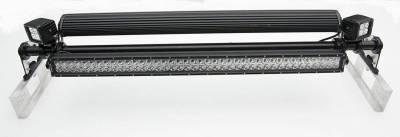 ZROADZ - Modular Rack LED Kit with (2) 40 Inch and (2) 3 Inch LED Pod Lights - PN #Z350050-KIT-A - Image 2