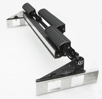 ZROADZ - Modular Rack LED Kit with (1) 40 Inch (1) 20 Inch, (2) 12 Inch LED Straight Double Row Light Bars - PN #Z350050-KIT-C - Image 1