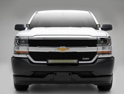 ZROADZ - 2014-2018 Silverado, Sierra 1500 Hood Hinge LED Bracket to mount (2) 3 Inch LED Pod Lights - PN #Z362081 - Image 3