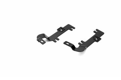 ZROADZ - 2019-2021 Chevrolet Silverado 1500 Hood Hinge LED Bracket to mount (2) 3 Inch LED Pod Lights - PN #Z362181 - Image 3