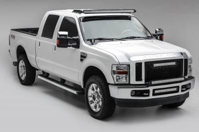 ZROADZ - 2008-2010 Ford Super Duty Hood Hinge LED Kit with (2) 3 Inch LED Pod Lights - PN #Z365631-KIT2 - Image 1