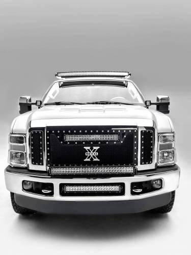 ZROADZ - 2008-2010 Ford Super Duty Hood Hinge LED Kit with (2) 3 Inch LED Pod Lights - PN #Z365631-KIT2 - Image 3