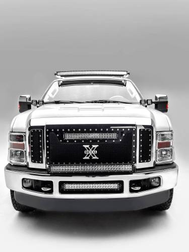 ZROADZ - 2008-2010 Ford Super Duty Hood Hinge LED Kit with (4) 3 Inch LED Pod Lights - PN #Z365631-KIT4 - Image 3