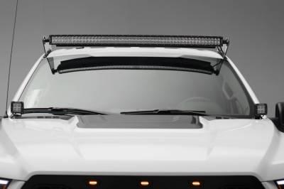 ZROADZ - 2017-2020 Ford F-150 Raptor Hood Hinge LED Kit with (2) 3 Inch LED Pod Lights - PN #Z365701-KIT2 - Image 7