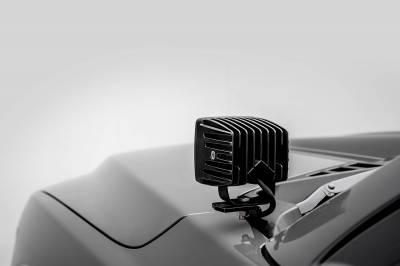 ZROADZ - 2018-2021 Ford F-150 Hood Hinge LED Kit with (2) 3 Inch LED Pod Lights - PN #Z365711-KIT2 - Image 8
