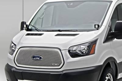 ZROADZ - 2015-2018 Ford Transit Hood Hinge LED Bracket to mount (2) 3 Inch LED Pod Lights - PN #Z365751 - Image 2