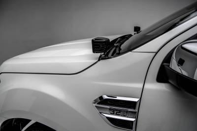 ZROADZ - 2015-2018 Ford Ranger T6 Hood Hinge LED Bracket to mount (2) 3 Inch LED Pod Lights - PN #Z365761 - Image 6