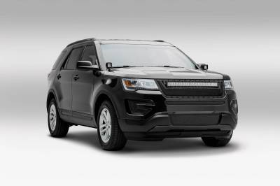 ZROADZ - 2016-2017 Ford Explorer Hood Hinge LED Bracket to mount (2) 3 Inch LED Pod Lights - PN #Z366641 - Image 6