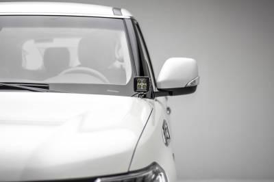 ZROADZ - 2010-2017 Nissan Patrol Y62 Hood Hinge LED Kit with (2) 3 Inch LED Pod Lights - PN #Z367871-KIT2 - Image 4