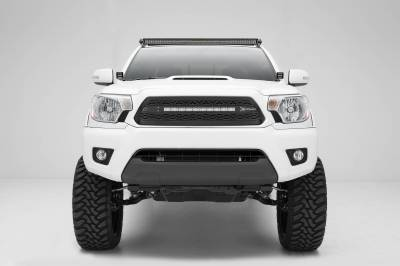 ZROADZ - 2005-2015 Toyota Tacoma Hood Hinge LED Bracket to mount (2) 3 Inch LED Pod Lights - PN #Z369381 - Image 3