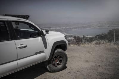 ZROADZ - 2016-2021 Toyota Tacoma Hood Hinge LED Bracket to mount (2) 3 Inch LED Pod Lights - PN #Z369401 - Image 16