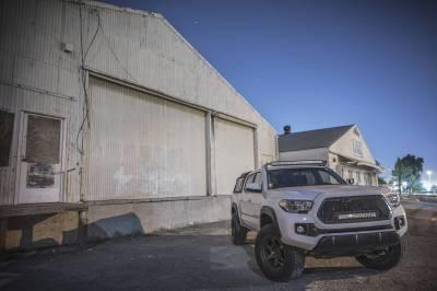 ZROADZ OFF ROAD PRODUCTS - 2016-2021 Toyota Tacoma Hood Hinge LED Kit with (2) 3 Inch LED Pod Lights - PN #Z369401-KIT2 - Image 19