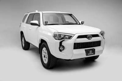 ZROADZ - 2014-2020 Toyota 4Runner Hood Hinge LED Kit with (2) 3 Inch LED Pod Lights - PN #Z369491-KIT2 - Image 3