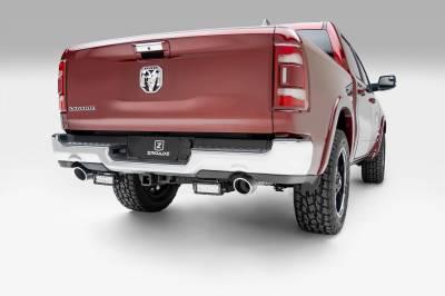 ZROADZ OFF ROAD PRODUCTS - 2019-2021 Ram 1500 Rear Bumper LED Bracket to mount (2) 6 Inch Straight Light Bar - PN #Z384721 - Image 3