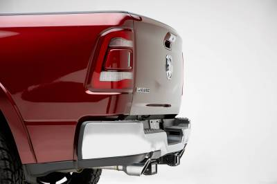 ZROADZ - 2019-2021 Ram 1500 Rear Bumper LED Kit with (2) 6 Inch LED Straight Double Row Light Bars - PN #Z384721-KIT - Image 4