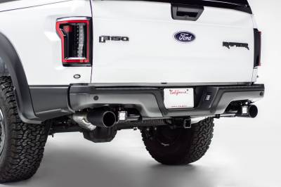 ZROADZ - 2017-2021 Ford F-150 Raptor Rear Bumper LED Kit with (2) 3 Inch LED Pod Lights - PN #Z385651-KIT - Image 4