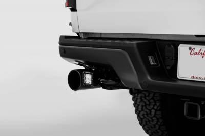 ZROADZ OFF ROAD PRODUCTS - 2017-2020 Ford F-150 Raptor Rear Bumper LED Kit with (2) 3 Inch LED Pod Lights - PN #Z385651-KIT - Image 4