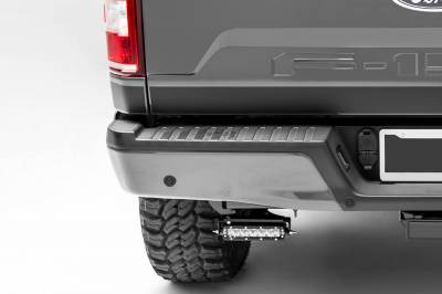 ZROADZ - Ford Rear Bumper LED Bracket to mount (2) 6 Inch Straight Light Bar - PN #Z385662 - Image 1