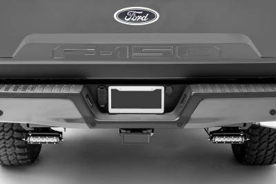 ZROADZ - Ford Rear Bumper LED Bracket to mount (2) 6 Inch Straight Light Bar - PN #Z385662 - Image 5