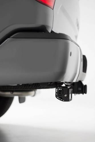 ZROADZ - 2014-2021 Toyota Tundra Rear Bumper LED Bracket to mount (2) 6 Inch Straight Light Bar - PN #Z389641 - Image 1