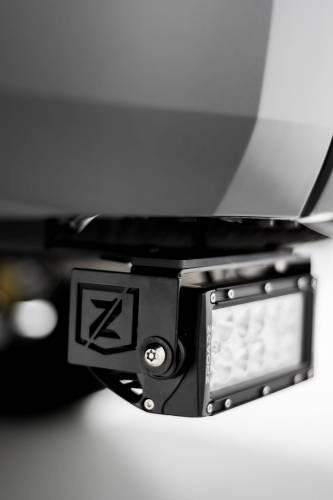 ZROADZ - 2014-2021 Toyota Tundra Rear Bumper LED Bracket to mount (2) 6 Inch Straight Light Bar - PN #Z389641 - Image 2