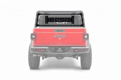 ZROADZ - 2019-2021 Jeep Gladiator Access Overland Rack Rear Gate - PN #Z834001 - Image 2