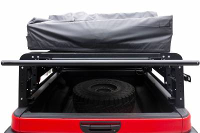 ZROADZ OFF ROAD PRODUCTS - 2019-2021 Jeep Gladiator Access Overland Rack With Three Lifting Side Gates, Without Factory Trail Rail Cargo System - PN #Z834201 - Image 15