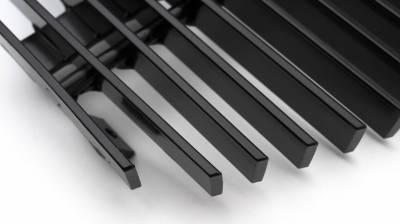 T-REX Grilles - 2019-2021 GMC Sierra 1500 Billet Grille, Black, Aluminum, 1 Pc, Insert - PN #20214B - Image 7